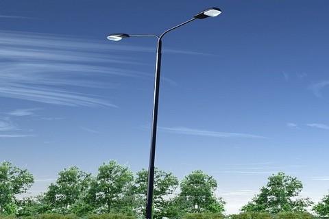 Светодиодные уличные фонари на столбы купить